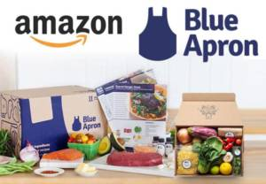 Amazon Vs. Blue Apron