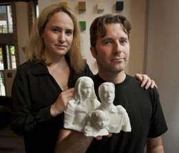 Family Portraits With 3-D Printing