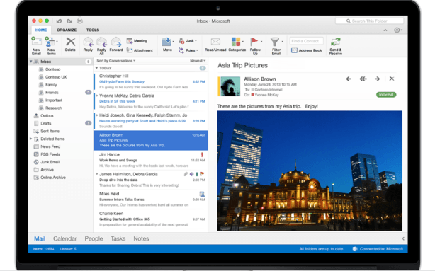 Office 2016 Mac, OS X El Capitan and Windows 10 - The Waves of Tech