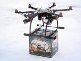 Beer Drone