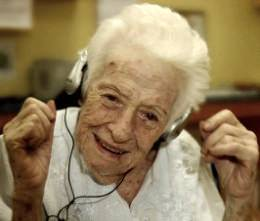 iPods Used To Treat Alzheimer's Patients