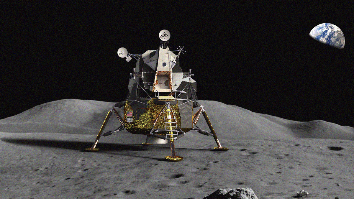 Apollo 11 and GDPR Fines - The Waves of Tech
