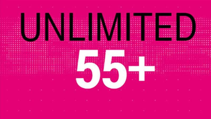 T-Mobile 55 Unlimited